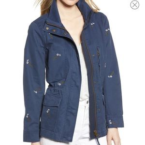 Madewell Jackets & Coats - Madewell Embroidered Passage Jacket Coat Floral